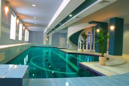 Мойка бассейнов